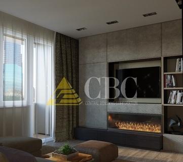 Дизайн-проект 1-комнатной квартиры в стиле неоклассики: решение, которое утроит всех