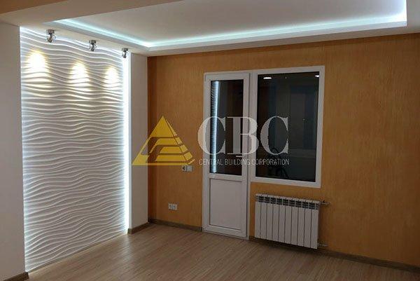 Капитальный ремонт квартир под ключ в Москве: стоимость