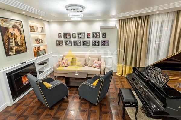 Ремонт квартир в Москве Отделка дома Дизайн и ремонт под