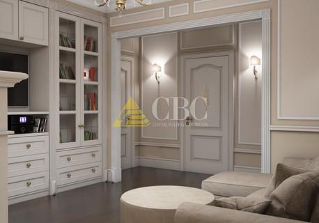 Ремонт спальни под ключ: цены, дизайн, реальные фото