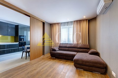 Капитальный ремонт двухкомнатной квартиры до 55 кв. м. в старом фонде