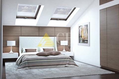 Дизайн-проект 1 комнатной квартиры: 6 необычных визуальных приемов расширения пространства