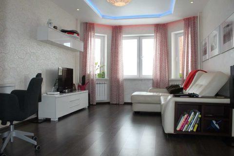 Особенности дизайна интерьера квартиры с эркером