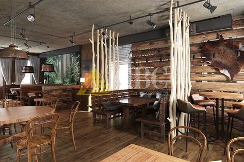 Особенности ремонта и отделки ресторанов в экостиле